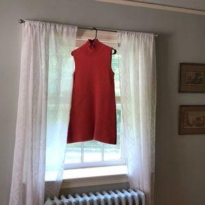 Ted Baker Dress- cashmere, merino mix.